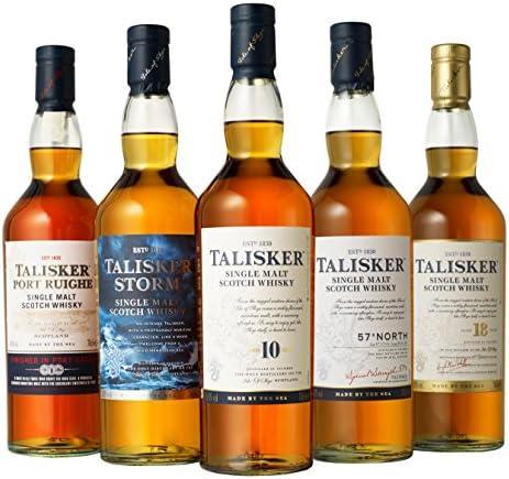 Talisker Single Malt Whisky 18 Years Old con Regalo del ...