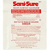 Diversey Sani-Sure Multi-Surface Sanitizer (.125-Ounce, Case of 100)