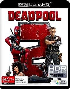 Deadpool 2 (4K Ultra HD)