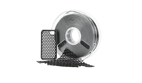 polymaker polyflex 1,75 mm Negro Flexible Premium filamento 750 g ...