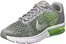 20aebc51f4701 UPC 826218335945 Nike Kids Air Max Sequent (GS) Running Shoe - The ...