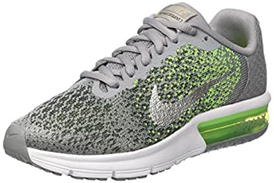 Amazon.com | NIKE Boys' Air Max Sequent 2 Running Shoe (GS