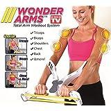berta & Shuke nuovo. Utile Wonder braccia ARM upper Body workout Machine come visto in TV