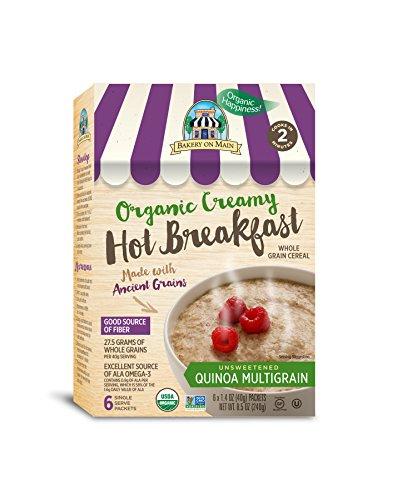 Bakery Main Gluten Free Breakfast Multigrain