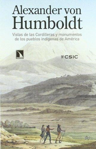 Descargar Libro Vistas De Cordilleras Y Monumento Alexander Von Humbolt