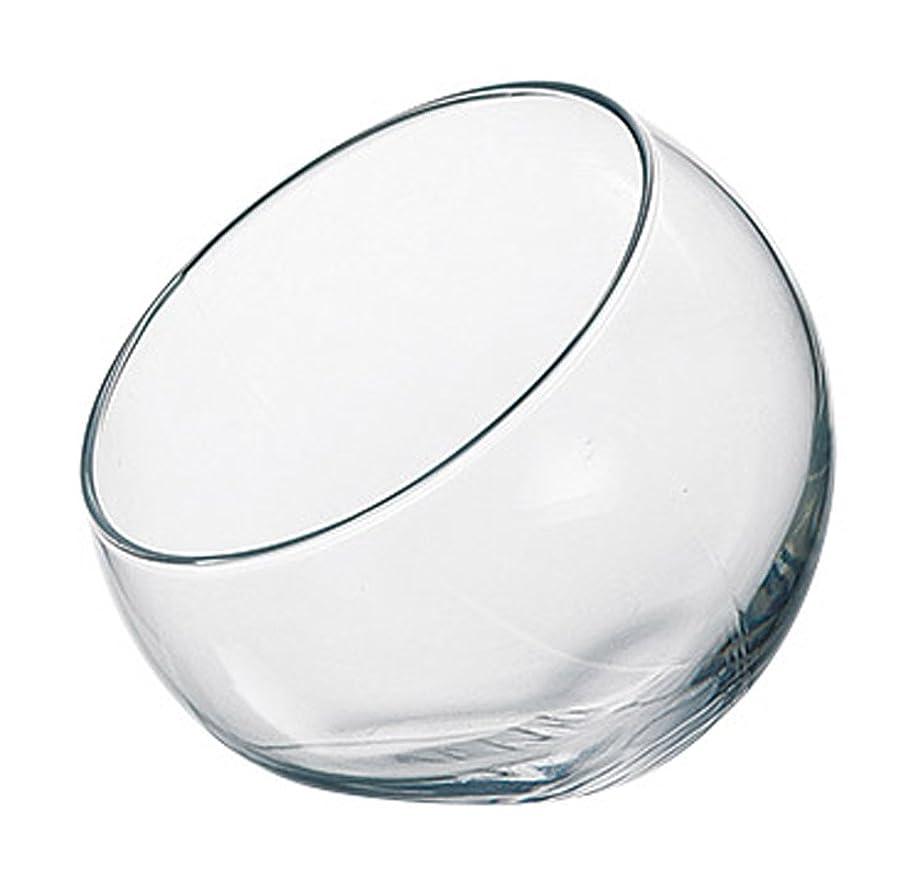 保証するハグジェムガラス製品 ダイアモンドジュニアデザート [D10.2 x 8.6(最大径10.2)220cc] (12)イタリア 料亭 旅館 和食器 飲食店 業務用