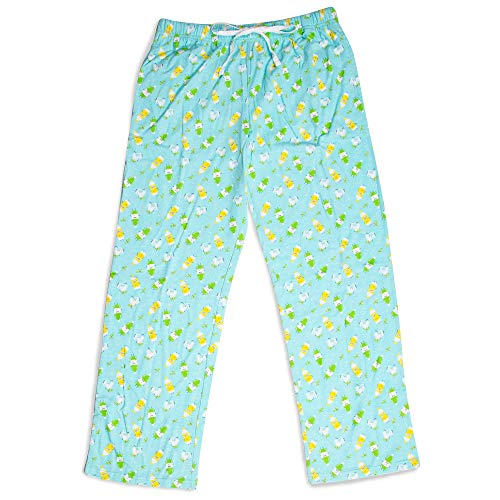 Pavilion Gift Company Gin & Tonic-M Light Blue Unisex Lounge Pants - http://coolthings.us