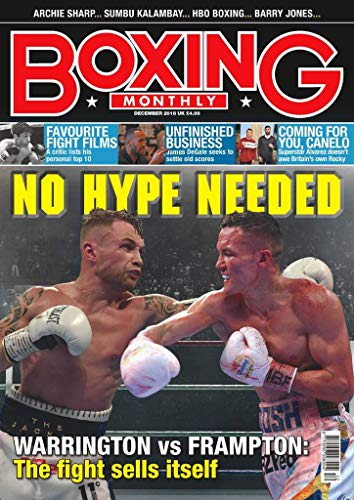 Ring Boxing Magazine - Boxing Monthly