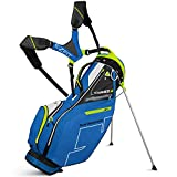 Sun Mountain Three 5 Golf Stand Bag Carry 2016 Black/Cobalt/White/Flash New