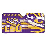 NCAA LSU Tigers Sun Shade Color: Louisiana State University Tigers, Model: 681620177305, Car & Vehicle Accessories / Parts