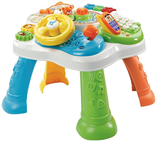 VTech - 181515 - My Bilingual Activity Table - Multi-Coloured