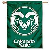 Colorado State University Rams House Flag