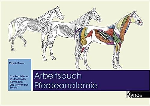 Arbeitsbuch Pferdeanatomie: Eine Lernhilfe für Studenten der ...