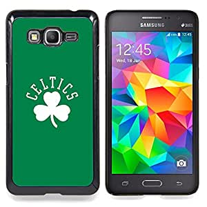 - Celtic Basketball/ Hard Snap On Cell Phone Case Cover - Cao - For Samsung Galaxy Grand Prime G530H G5308