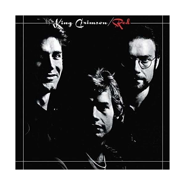 vinile red album king crimson