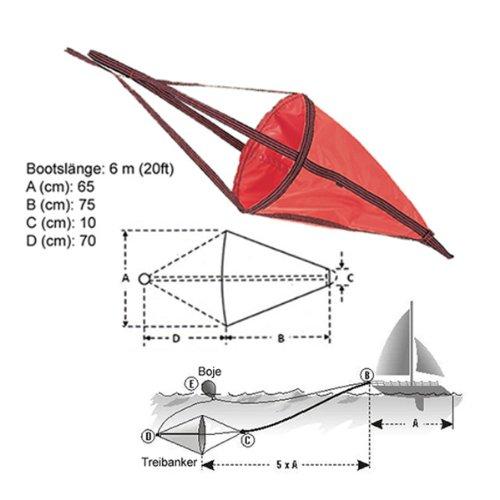 Treibanker-Driftanker fü r Boote bis 20 ft (6 Meter) bootsshop in Bad Ischl 123