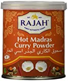 Rajah Madras Curry Powder (Hot) - 3.5oz