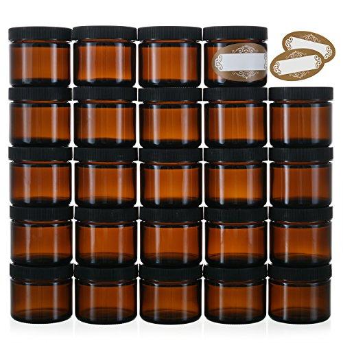 brown jars - 6