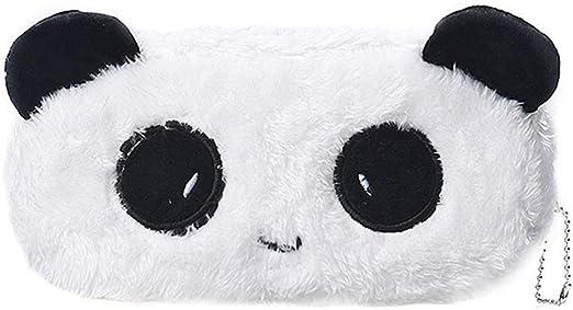 Feli546Bruce Muñecas y Juguetes de Peluche, Bonito Estuche de papelería de Panda Esponjoso con Bolsillo, Regalo Suave para niñas: Amazon.es: Productos para mascotas
