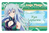 Ange vierge NAIA-Lapu Sea plate badge