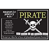 Pirate: Magnetic Poetry Kit
