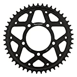 Supersprox RFE-829-47-BLK Rear Steel Sprocket Black For Suzuki 750 GSX-R 86 87 88 89 90 91 92 93 94 95 96 97 98 99 00 01 02 03 04 05 06 07 08 09 11 12 13 14 15 16, 1000 GSX-S 16, 750 GSX-S 16