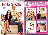 Some Friends Men and Women Romance & Comedy Wimbeldon, The Perfect Man / Head over Heels / The Story of Us + In Her Shoes 5 Movie Marathon DVD Pack