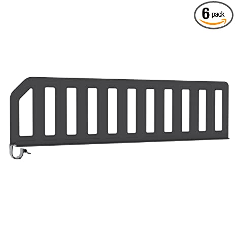 Amazon.com: Akro-Mils 45624 Plastic Shelf Divider for 24-Inch Deep ...