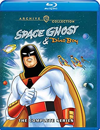Poster. Space Ghost & Dino Boy: The Complete Series