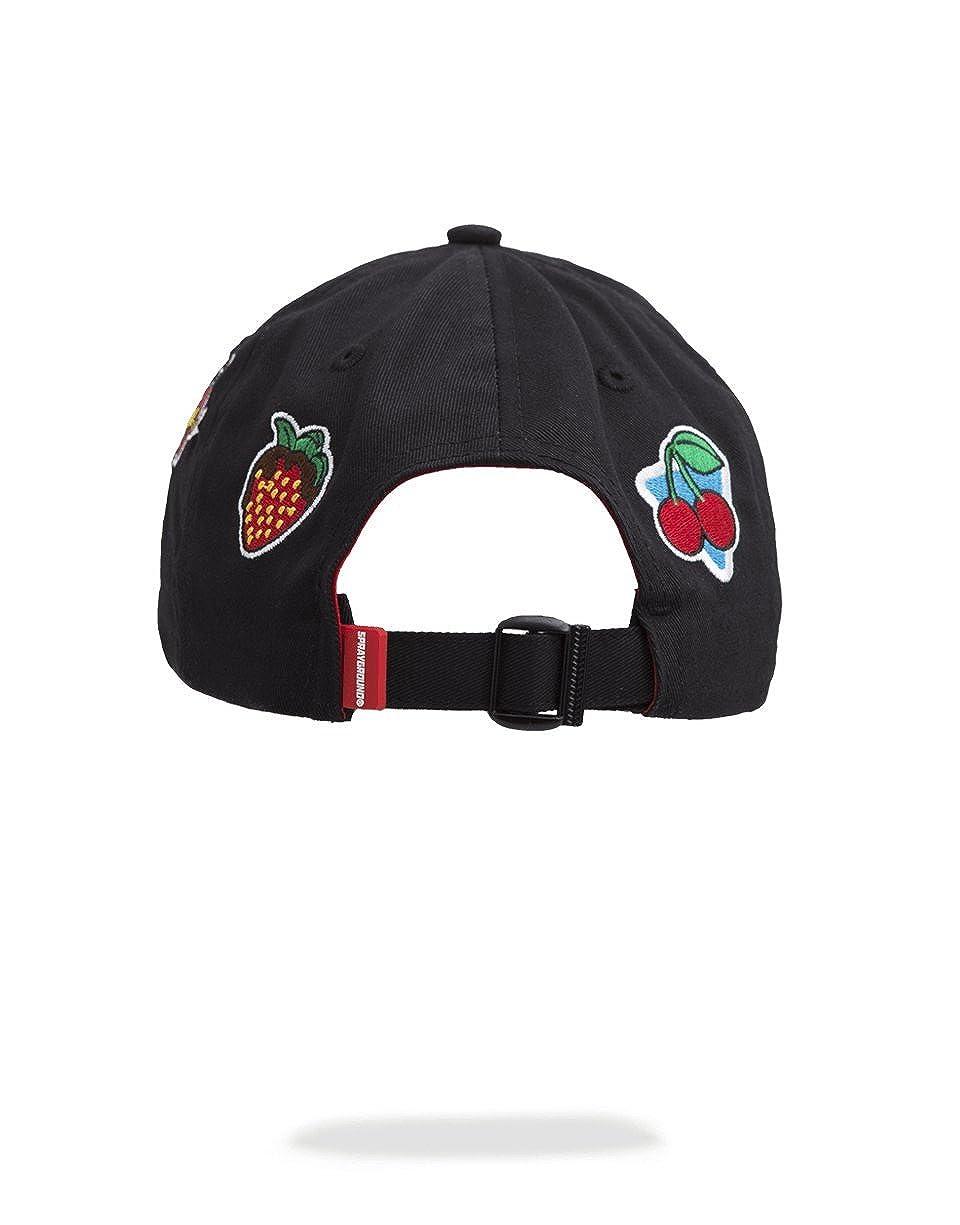 184b75b2e8a Amazon.com  Sprayground Dad Hat-Girl Patches Hat  Clothing