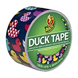 Duck Brand 283227 Printed Duct Tape, Rubber Duckies, 1.88 Inches x 10 Yards, Single Roll