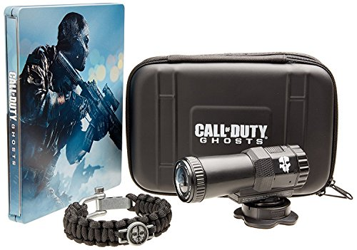 Call of Duty: Ghosts Prestige Edition (PS3) UK IMPORT REGION FREE