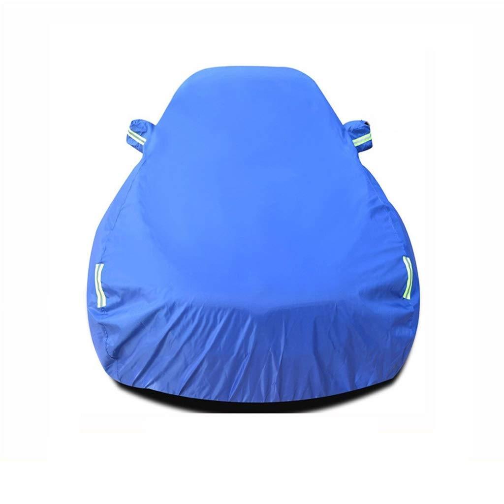 Fundas para Coche Compatible con Toyota Celica Cubierta del Coche Sol Cubierta del Protector de Polvo Impermeable y Protector de Hielo en Todas Las Ropas del Tiempo la Cubierta del Coche Transpirable