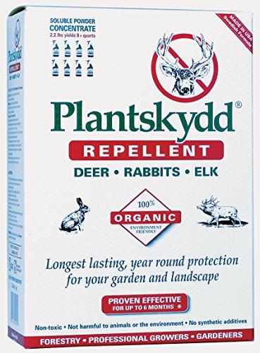 Plantskydd - 2.2 lb Concentrate - 100% Organic Pest Control