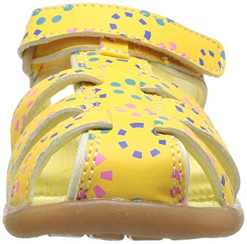 Kai Paley Girls' See Sport Sandal Run Yellow 6Hqfwdfx