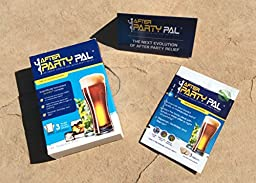 AfterPartyPal - Natural Hangover Relief & Hangover Prevention | 5-PACK Hangover Pills Detox Kit | Enhance your body\'s ability to metabolize toxins | Replenish & Revitalize | 100% Money Back Guarantee!