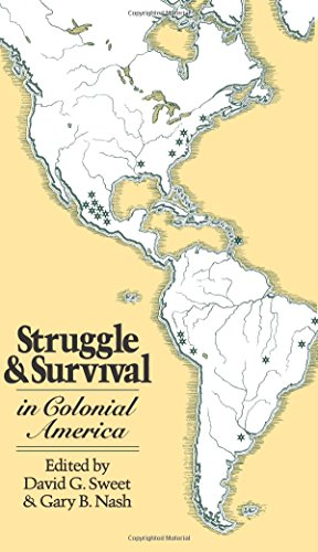 Books : Struggle and Survival in Colonial America