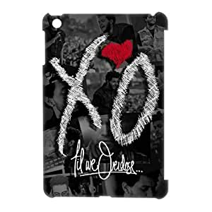 TOSOUL The Weeknd XO Pattern 3D Case for iPad Mini