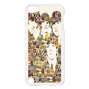 Rock band The Beatles poster Hard Plastic phone Case FOR Ipod Touch 5 ART164665