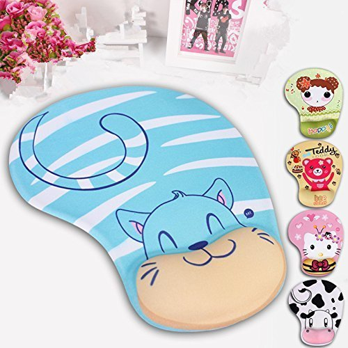 The 8 best cute mouse pads with wrist rest