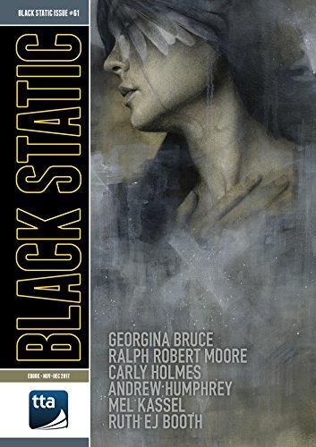 Black Static #61 (November-December 2017): Horror Fiction & Film (Black Static Magazine)