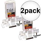 Stabila 33000 Plate Level Maintenance Repair tune-up Kit 2-Pack