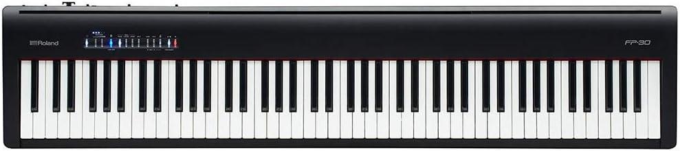 Roland FP-30 88-key Portable Digital Keyboard
