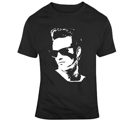 b7b33c609 Amazon.com: Luke Perry Dylan McKay 90210 Tribute T Shirt: Clothing