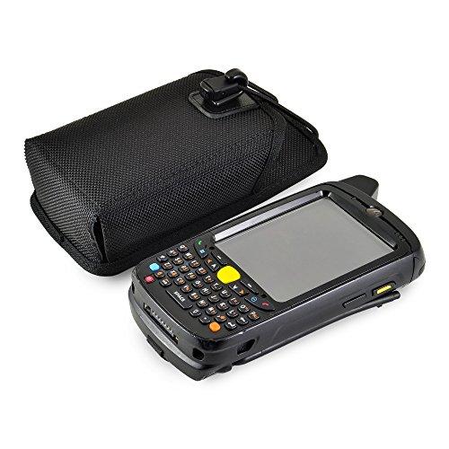 Turtleback Mobile Computer Case Made for Zebra Motorola MC65 Touch Computer MC659B Nylon Holster, 2 Belt Clips (Metal Clip & Belt Loop) Mobile Scanner Holder Fits Devices 6 1/4'' X 3 1/8'' X 1 1/2'' by TurtleBack (Image #4)