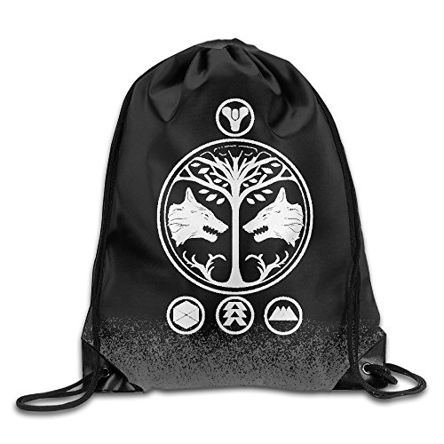 Montona Destiny House Of Wolves White Training Rucksack