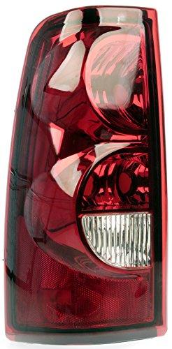 01 silverado taillights - 3