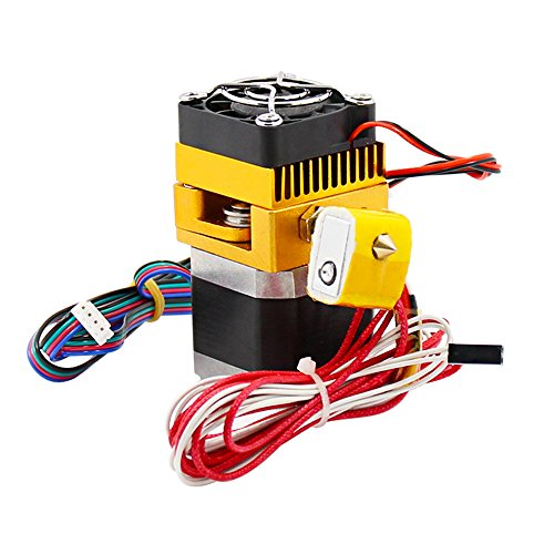 Kee Pang MK8 Extruder Hotend kit for MakerBot Prusa i3 Reprap 3D Printer by kee pang