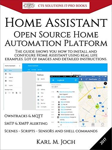 Amazon com: Home Assistant: Open Source Home Automation