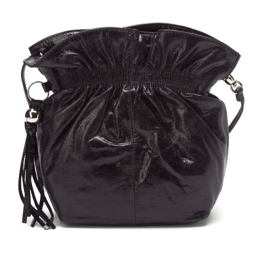 Hobo  Hannah Cross Body,Black,One Size, Bags Central
